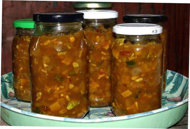 eco gites of lenault chilli courgette pickle recipes i 39 ve tried pinterest. Black Bedroom Furniture Sets. Home Design Ideas