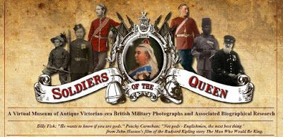 Genealogy: Beyond the BMD: Soldiers of the Queen