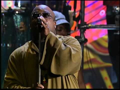 CARLOS SANTANA & Lauryn Hill and Cee-Lo & horns - Do You Like The Way / live version