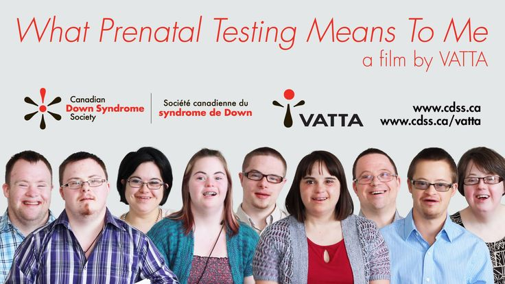 self-advocates describe what prenatal testing means to them #downsyndrome