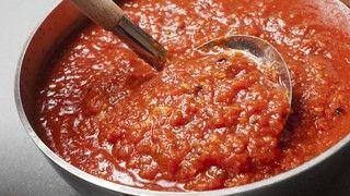 Mario Batali's Basic Tomato Sauce Recipe | The Chew - ABC.com