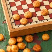 Zimtbällchen / Cinnamon balls (Recipe in German)