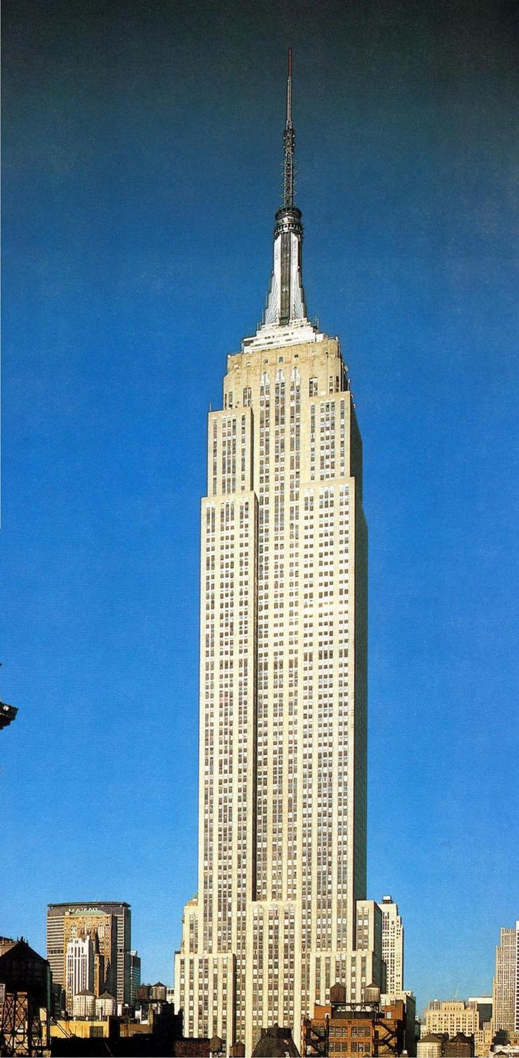 the empire state building new york city special places pinterest empire state empire. Black Bedroom Furniture Sets. Home Design Ideas