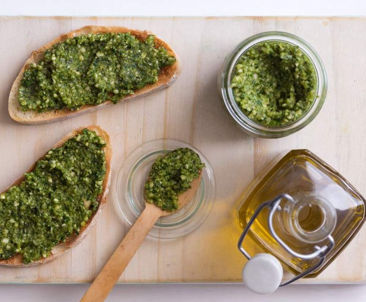 Recipe Chunky basil pesto dip by Thermomix in Australia - Recipe of category Side dishes