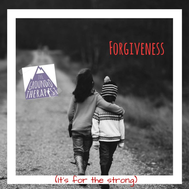 Forgiveness is a brave act. Forgiving is for the strong. Read more on my blog to learn how to let go.