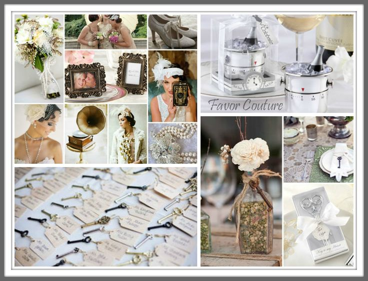 Vintage Wedding Inspiration   Elegant Wedding Favors   Vintage Favors    Favor Couture  vintage  287 best Vintage Wedding Favor Ideas images on Pinterest   Vintage  . Antique Wedding Favors. Home Design Ideas