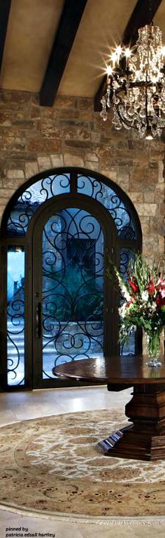 Rosamaria G Frangini | A Home Decor | Beautiful entrance