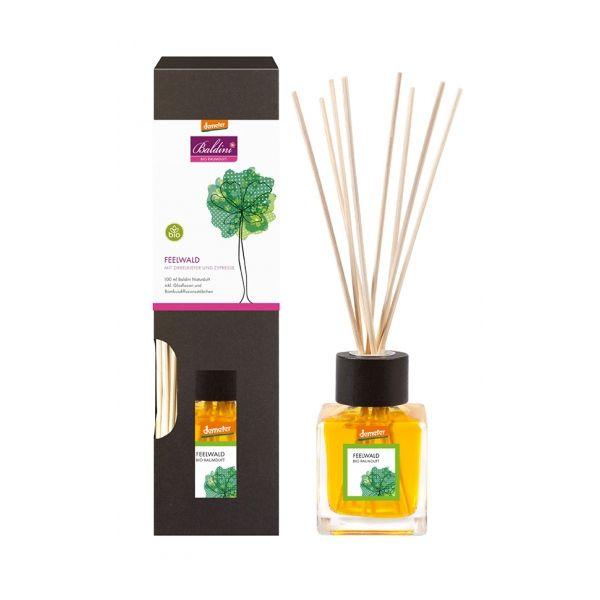 Feelwald Reed Diffuser - med rene, økologiske æteriske olier