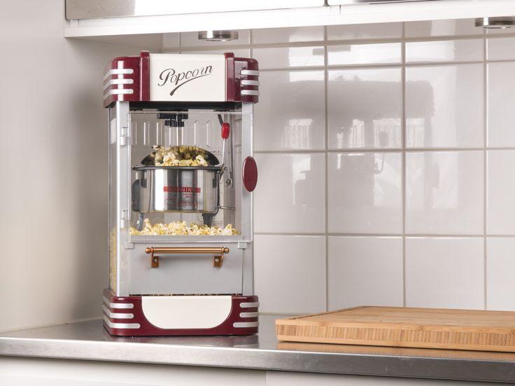 Popcornmaskine Cinema Style - Pop! Pop! Pop! CoolStuff.dk