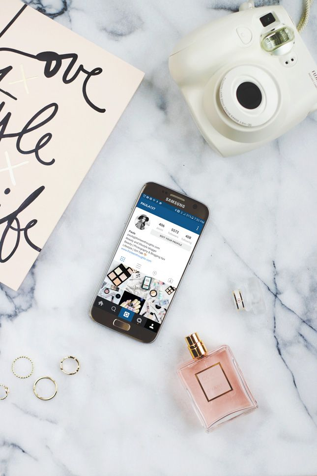 how to change instagram to blogger