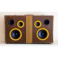 The Booming Suitcase BoomBox Vintage Suitcase · BoomboxVintage SuitcasesIndustrial  Furniture