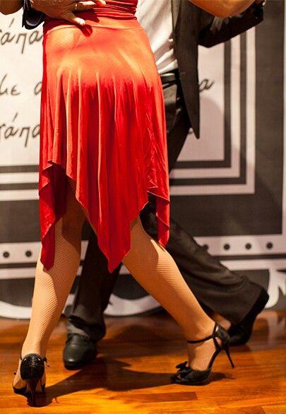 Erotic tango for two