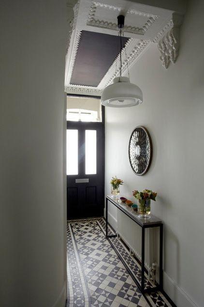 Cacher le radiateur avec un meuble - Marie Claire Maison