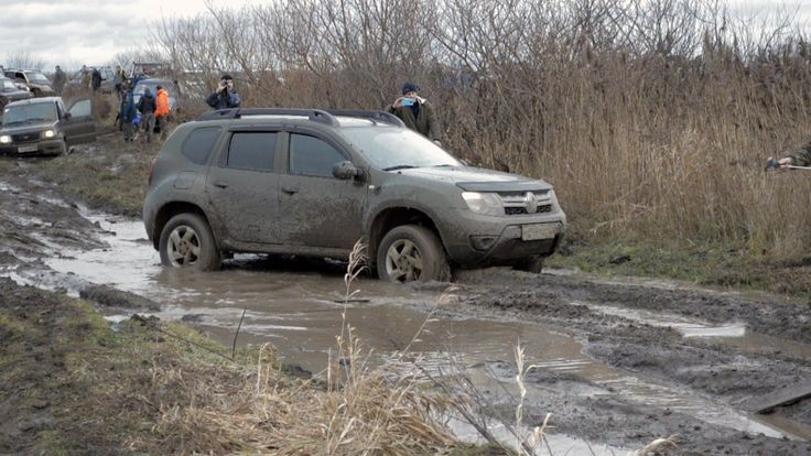 Renault Duster, Рено Дастер покатушки Артёмовские луга