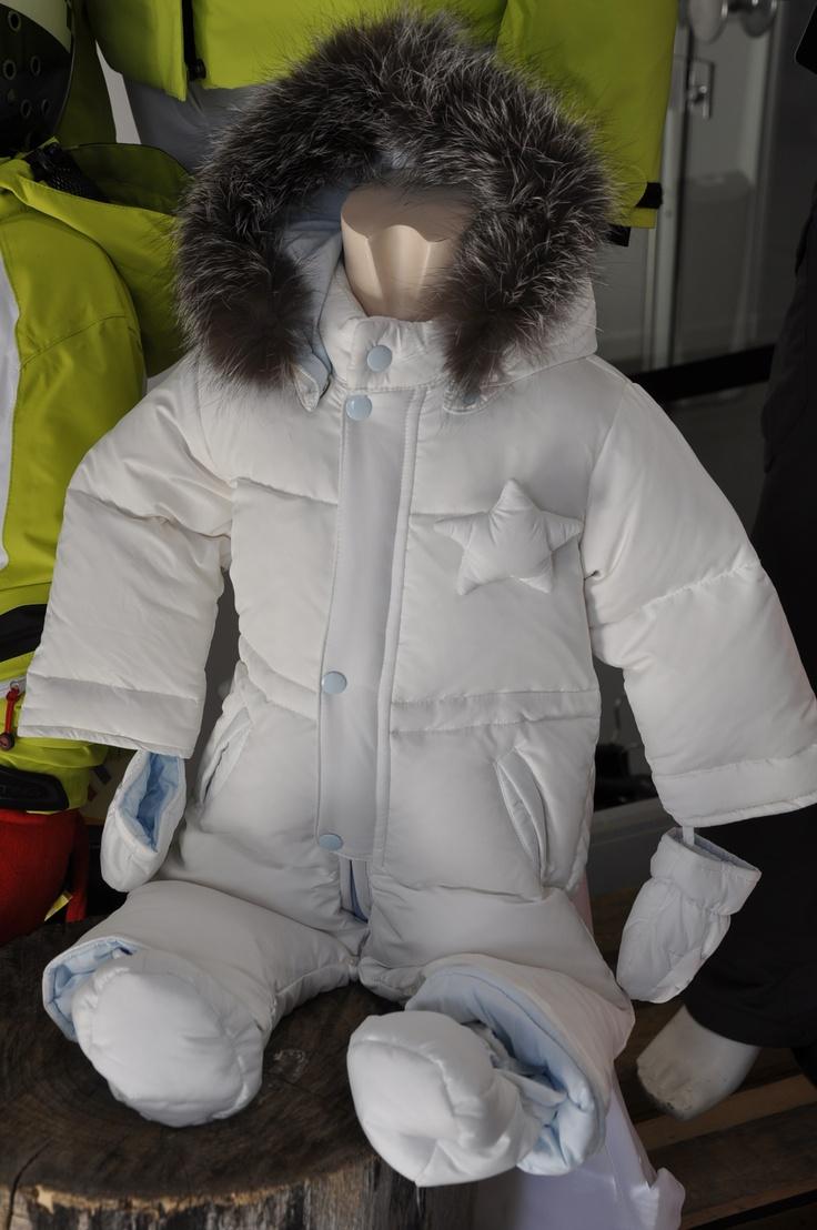 Abbigliamento da sci anche per i più piccoli