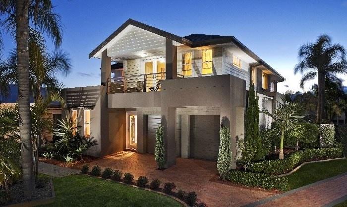 Masterton home designs manhattan savoy rhs facade for Home designs masterton