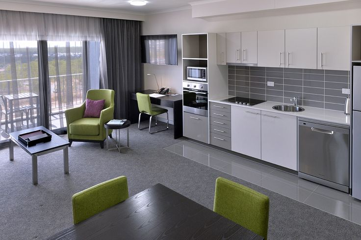 One Bedroom Apartments at Rydges Palmerston Darwin offer you the opportunity to spread out a little more.