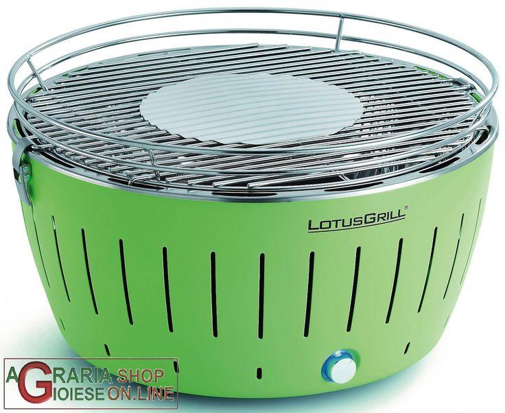 LOTUSGRILL LOTUS GRILL XL BARBECUE DA TAVOLO PORTATILE PER ESTERNO GRANDE VERDE GREEN https://www.chiaradecaria.it/it/lotusgrill/10192-lotusgrill-lotus-grill-xl-barbecue-da-tavolo-portatile-per-esterno-grande-verde-green-4260023010066.html