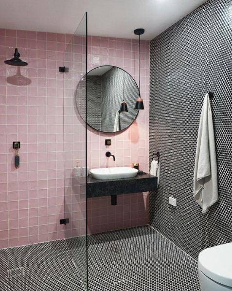 Bathroom - Three Birds Renovations House 7, River Shack