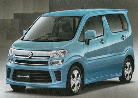 2018 #Suzuki Wagon R versi Indonesia akan berubah seperti ini? #WagonR @OtoJourney