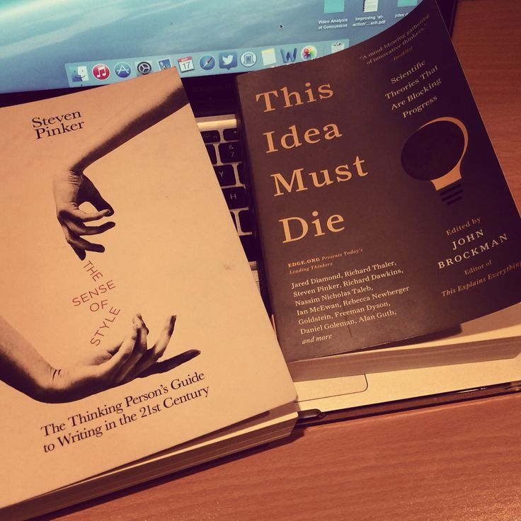 I am hoping to improve my science with these 2 books #science  #books #thisideamustdie #writing
