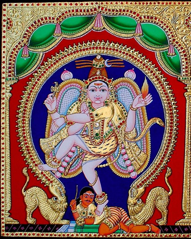 tanjore-paintings-nataraja-620x775.jpg (620×775)