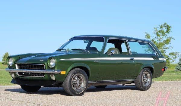 1972 Chevrolet Yenko Vega Stinger Chevrolet Vega Gm Car Chevrolet