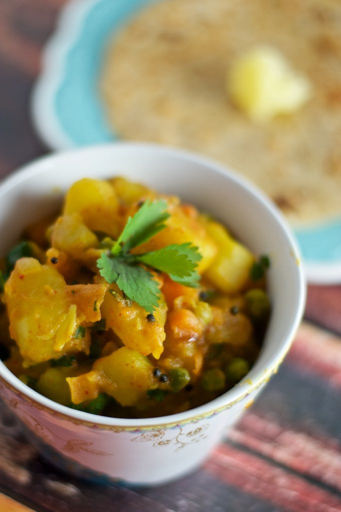 15 best indian healthy n tasty food images on pinterest indian i love this recipe of aloo matar because it is easy to make tasty and forumfinder Image collections
