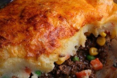 Guiness Shephards pie- Dinner