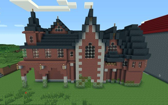 Minecraft houses buildings
