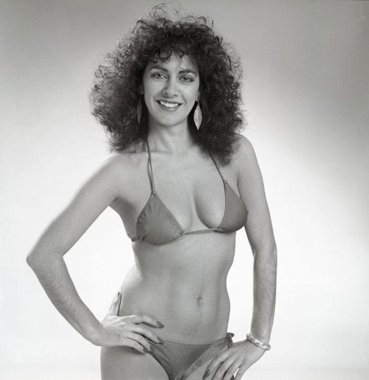 Marina Sirtis At 1986 BTS