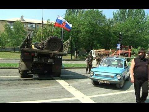 Russian Showdown / ロシアの対決