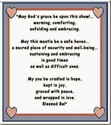 17 Best Images About Prayer Shawl Poem On Pinterest My