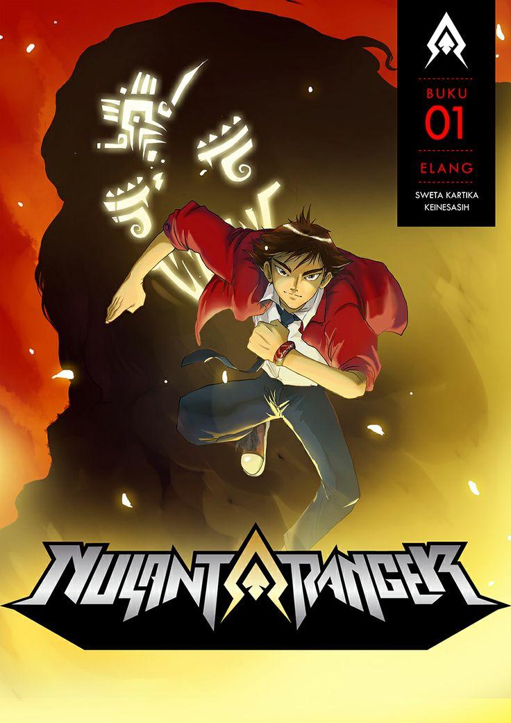 Chapter 01: Mimpi - NUSANTARANGER. Maju terus komik Indonesia!!