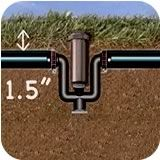 Lawnbelt- alternative to typical sprinkler system. easy to install