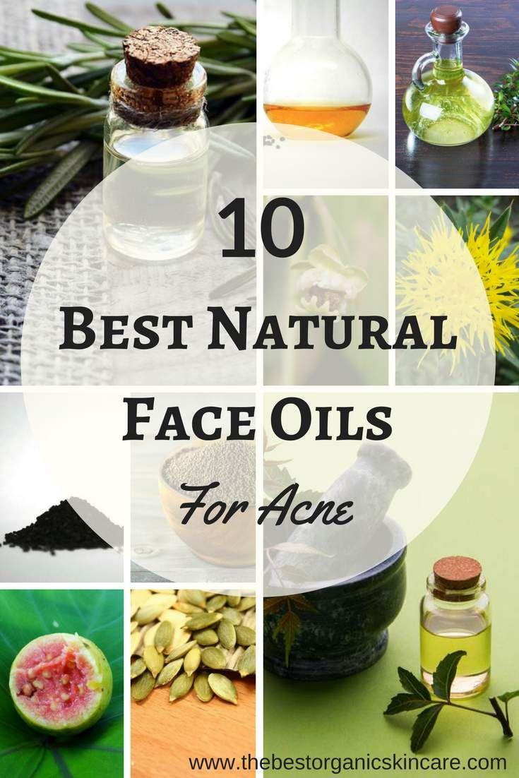 best face oil for acne