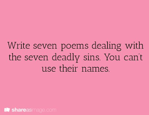 The only sins that I can imagine are the seven that God hates. Which is found in Proverbs. Don't ask for the exact reference as it escapes my memory.