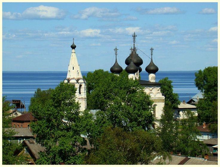 Вологодская область, Кирилловский район, г. Белозерск