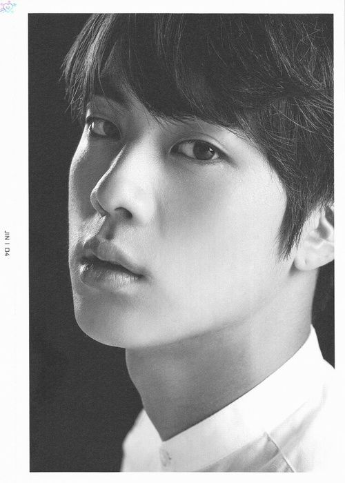 [SCANS] 2017 BTS LIVE TRILOGY EPISODE III. THE WINGS TOUR Jin