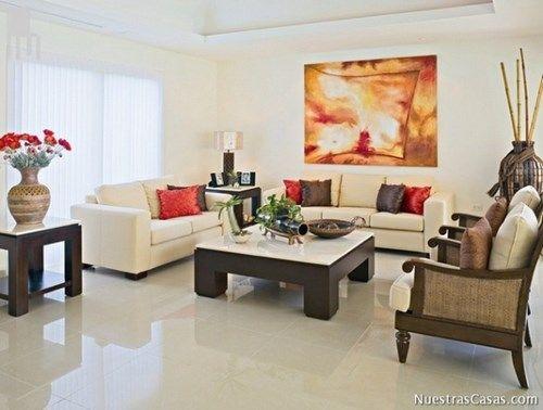 cuadros modernos para living u casa web