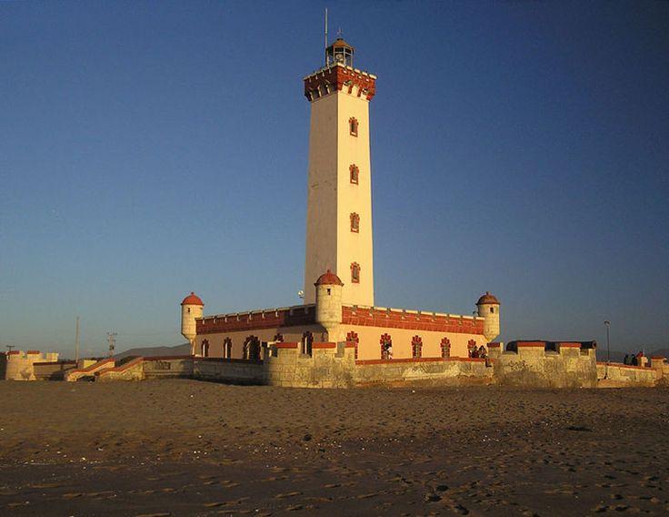 La Serena lighthouse [1950 - La Serena, Coquimbo, Chile]