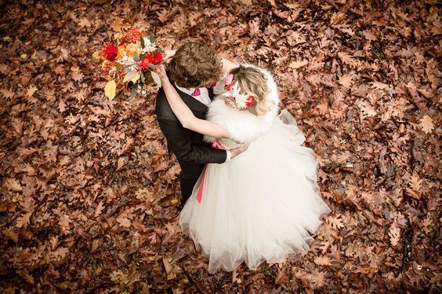 Inspiratie voor een herfst bruiloft | ThePerfectWedding.nl
