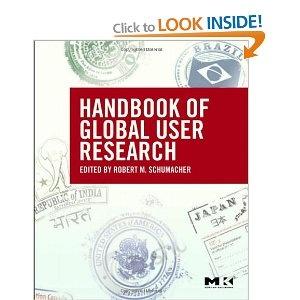 The Handbook of Global User Experience Research: Amazon.co.uk: Robert Schumacher: Books