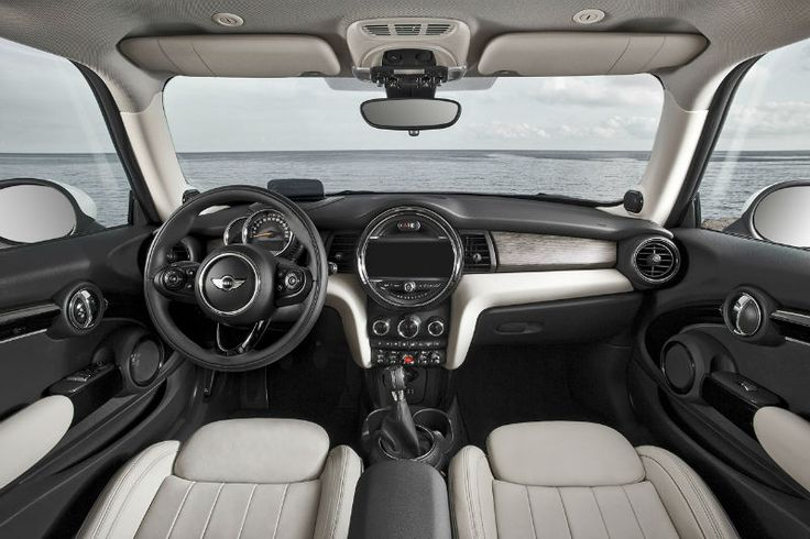 2015 Mini Cooper Countryman Interior