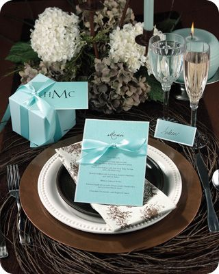 diy wedding invitations, menu cards, etc--- remember: An Affaire of the Heart can provide these for you as well :)