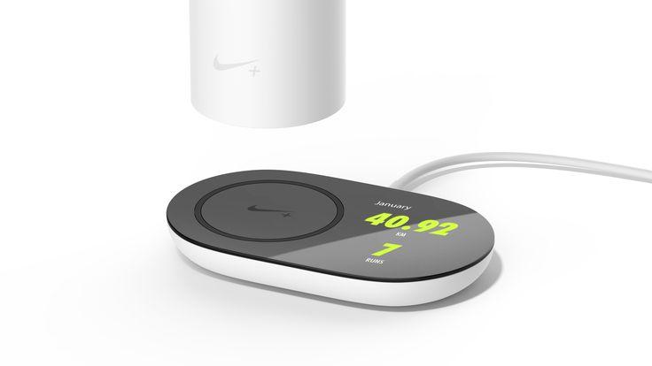 Nike Baton - Pacemaker on Behance