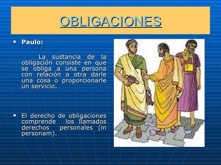 Obligaciones Y Fuentes De Obligaciones En El Derecho Romano Derecho Romano Romanos Sustraccion