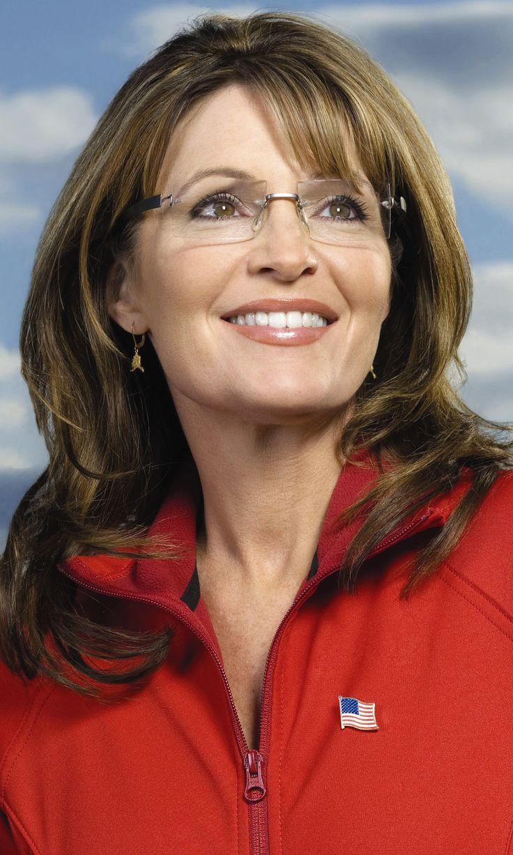 Great shot of Palin