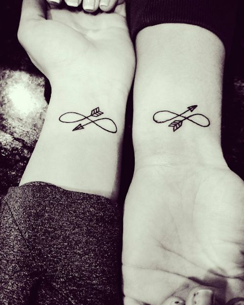 Adorable Best Friend Tattoos Let You Show Off Your Strong Friendship ...