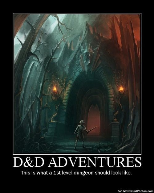 Funny D&d Quests #6